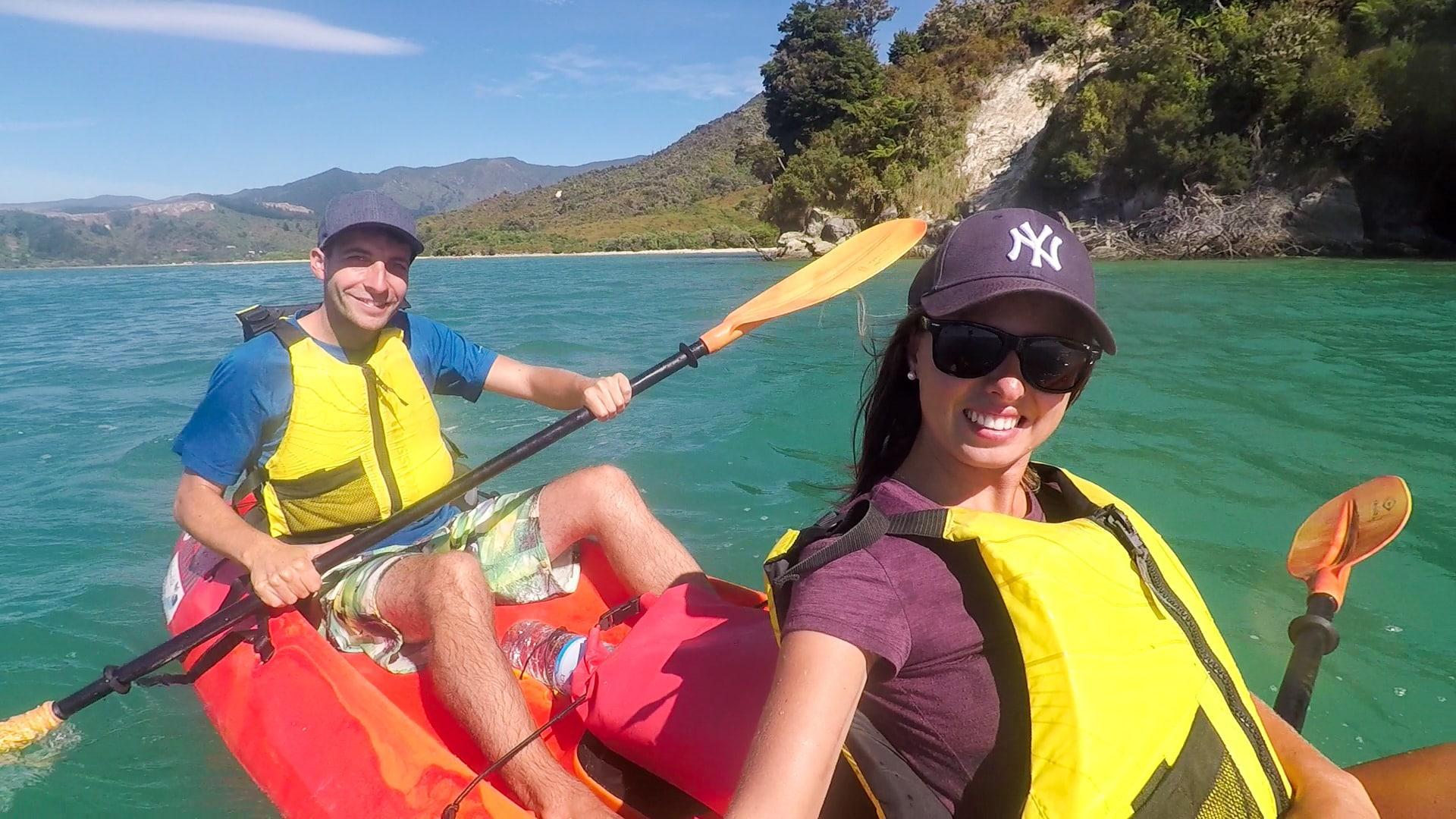 Der Abel Tasman Nationalpark – Traumhaften Sandstrände, Küsten und süße Seelöwen