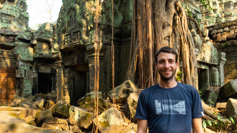 Siem Reap ∙ Im Dschungel zu Angkor Wat & den Ta Prohm Tempel ∙ Kambodscha