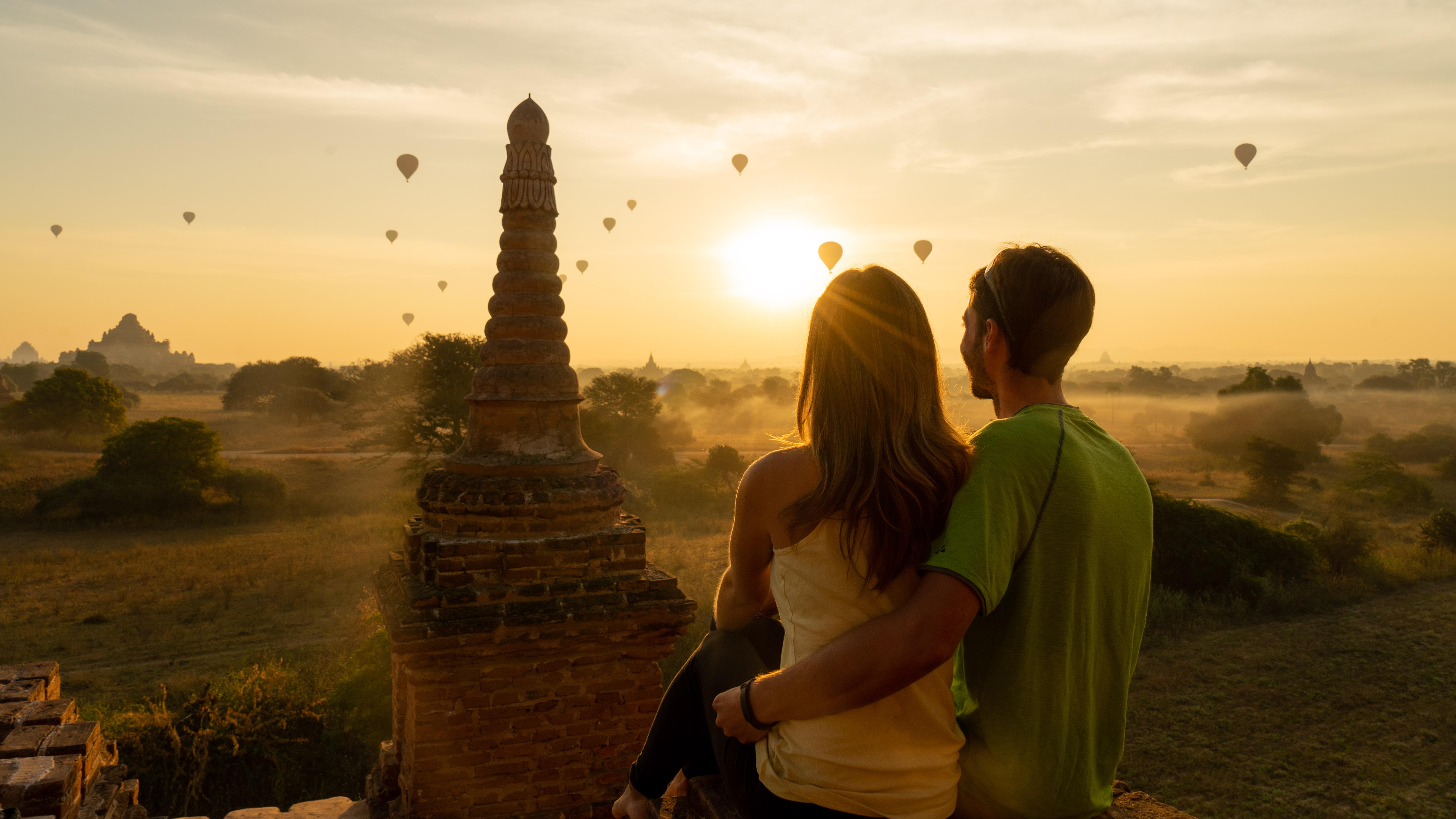 Bagan ∙ Myanmar ∙ Unser Abenteuer bei den unvergesslichen Pagoden