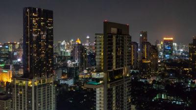 Bangkok ∙ Magha Puja ∙ Massenmeditation im weltweit