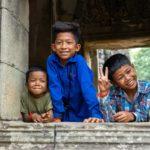 Siem Reap ∙ Die alte Königsstadt Angkor Thom mit dem Bayon Tempel ∙ Kambodscha
