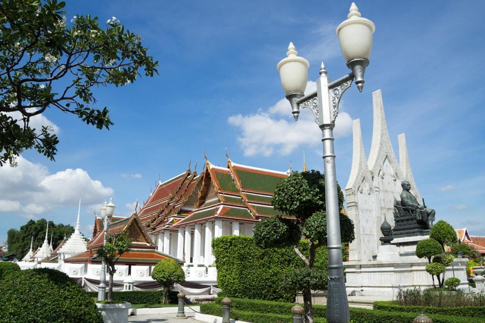 Bangkok – Unser erster Tag der Weltreise