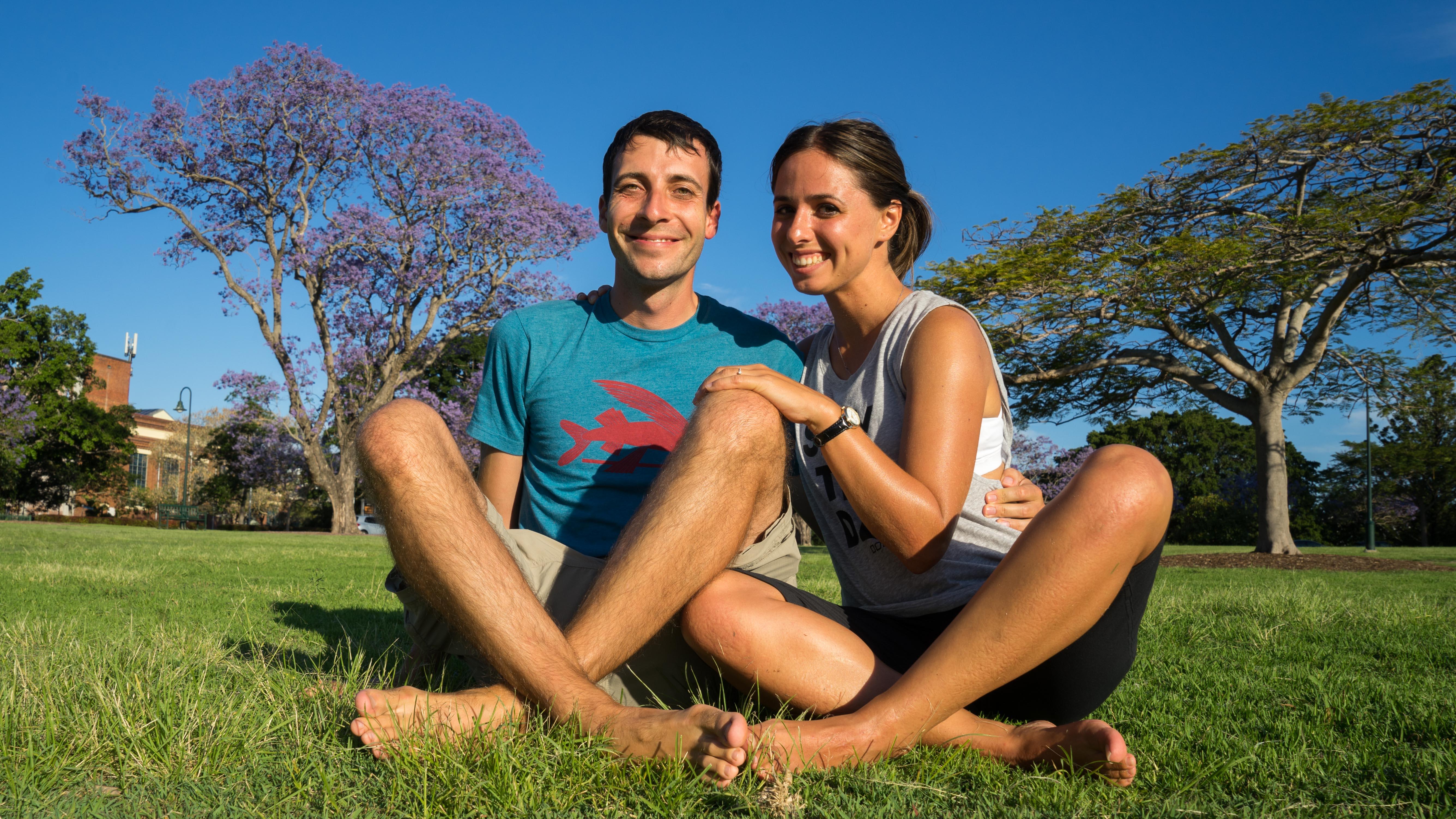 Australien: Couchsurfing im sonnigen Brisbane