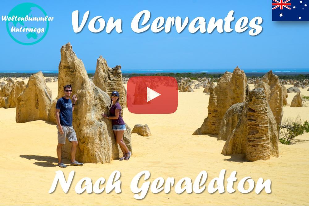 Weltreise Vlog #32: Westaustralien ∙ Von Perth nach Geraldton