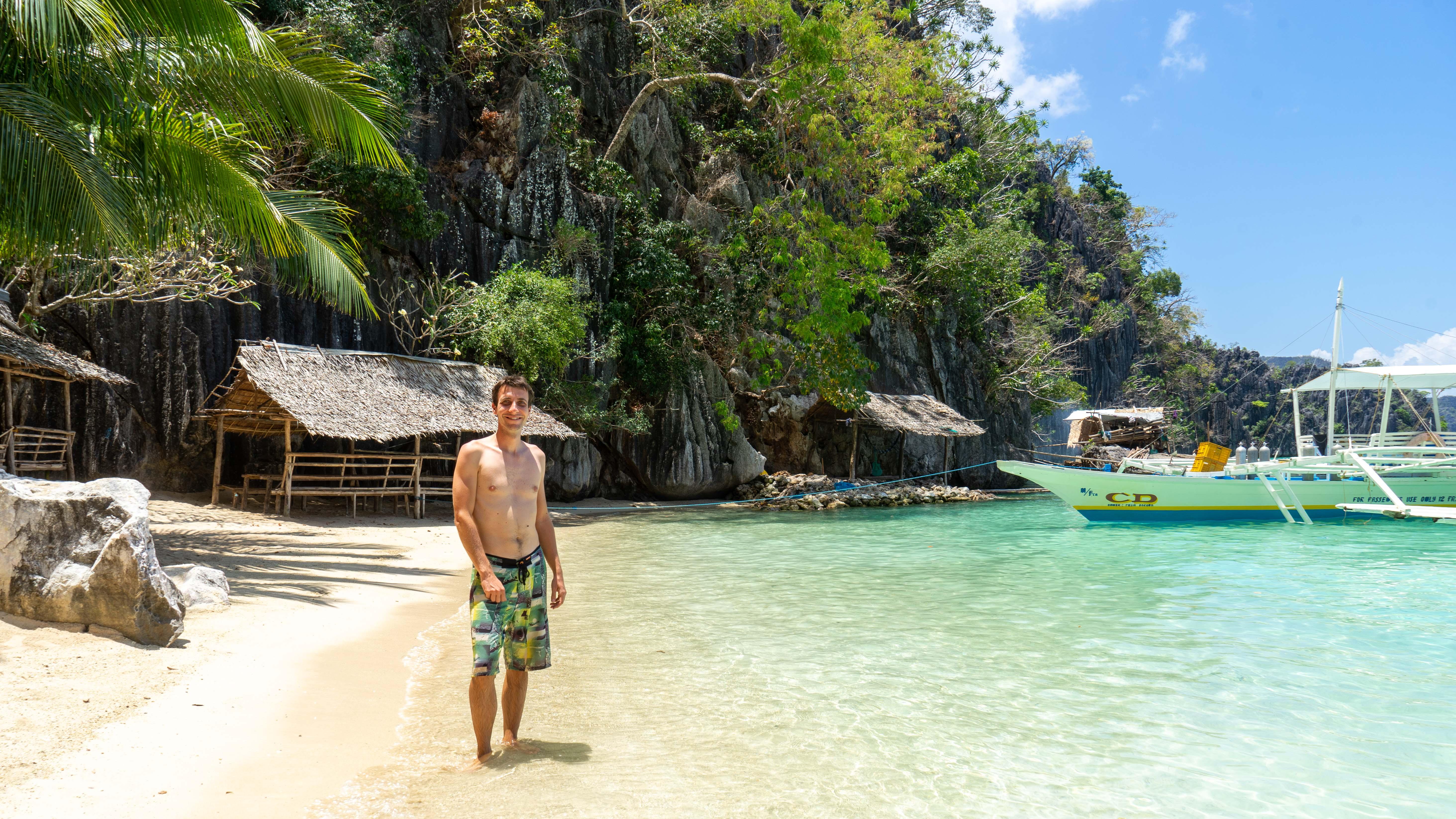 Wir sind auf den Philippinen ∙ Coron ∙ Wracktauchen im Inselparadies von Palawan