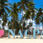 El Nido ∙ Mit dem Roller zum traumhaften Nacpan Beach ∙ Philippinen