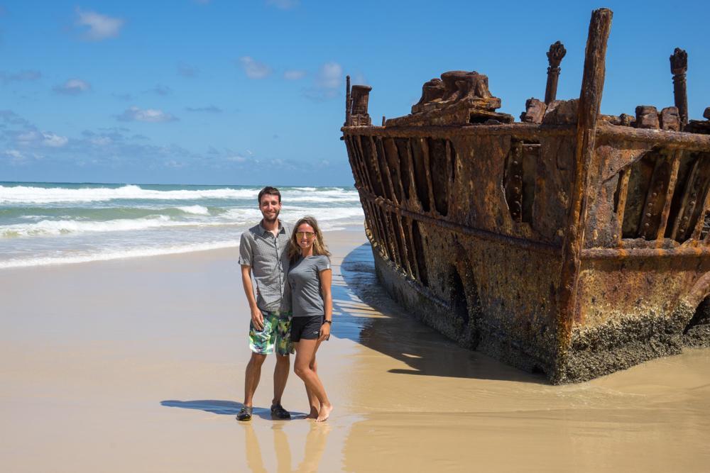 Hervey Bay – Fraser Island – Tin Can Bay: Delfine, Wale und weiße Sandstrände