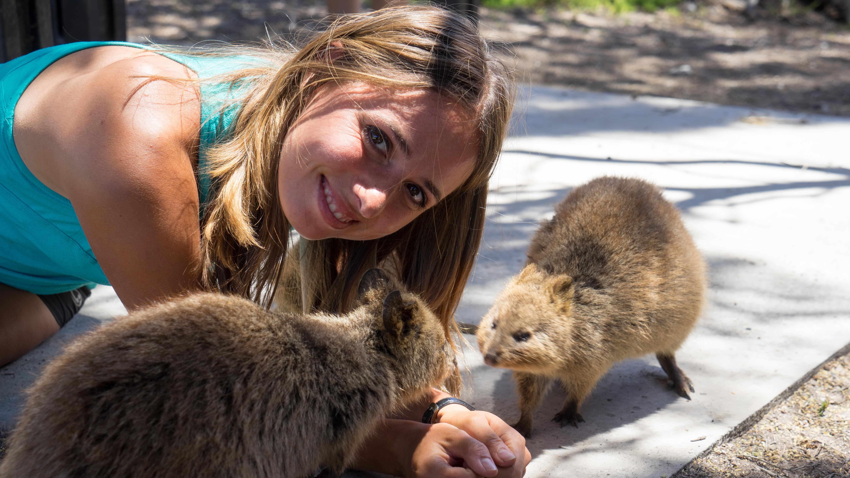 Perth, Fremantle und die Quokkas von Rottnest Island