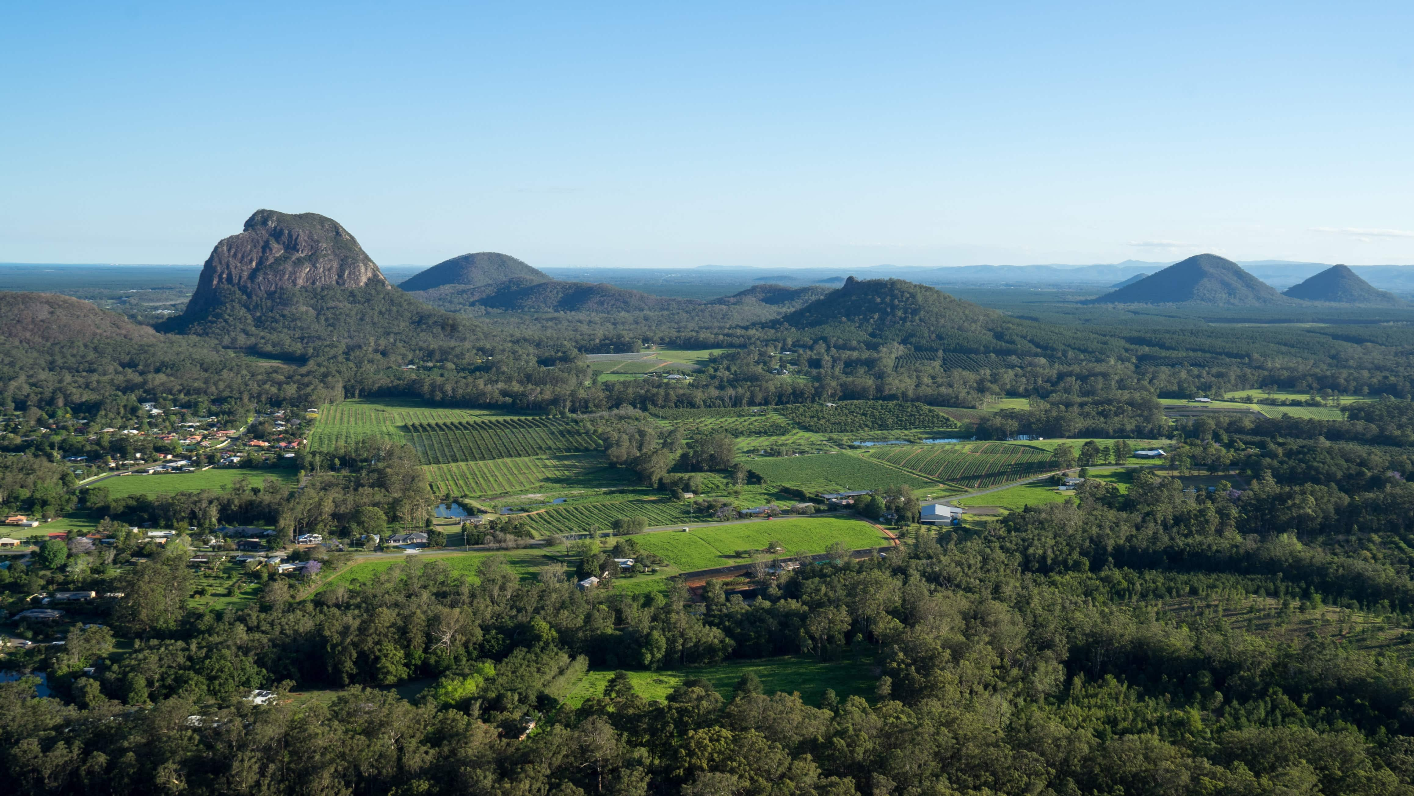 Natur pur! Unterwegs im Noosa Nationalpark und den Glass House Mountains
