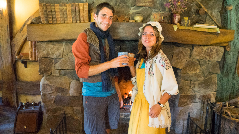 Mittelerde – Hobbiton: Eine Wanderung durch das Auenland