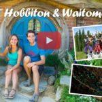 Weltreise Vlog #46: Hobbiton & Waitomo ∙ In Mittelerde mit Frodo und Bilbo Beutlin