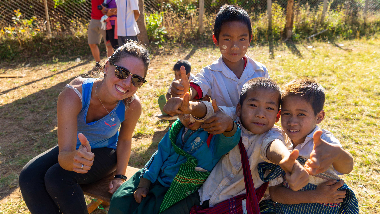 Von Kalaw zum Inle Lake ∙ Drei Tage Trekking durch die Dörfer in Myanmar