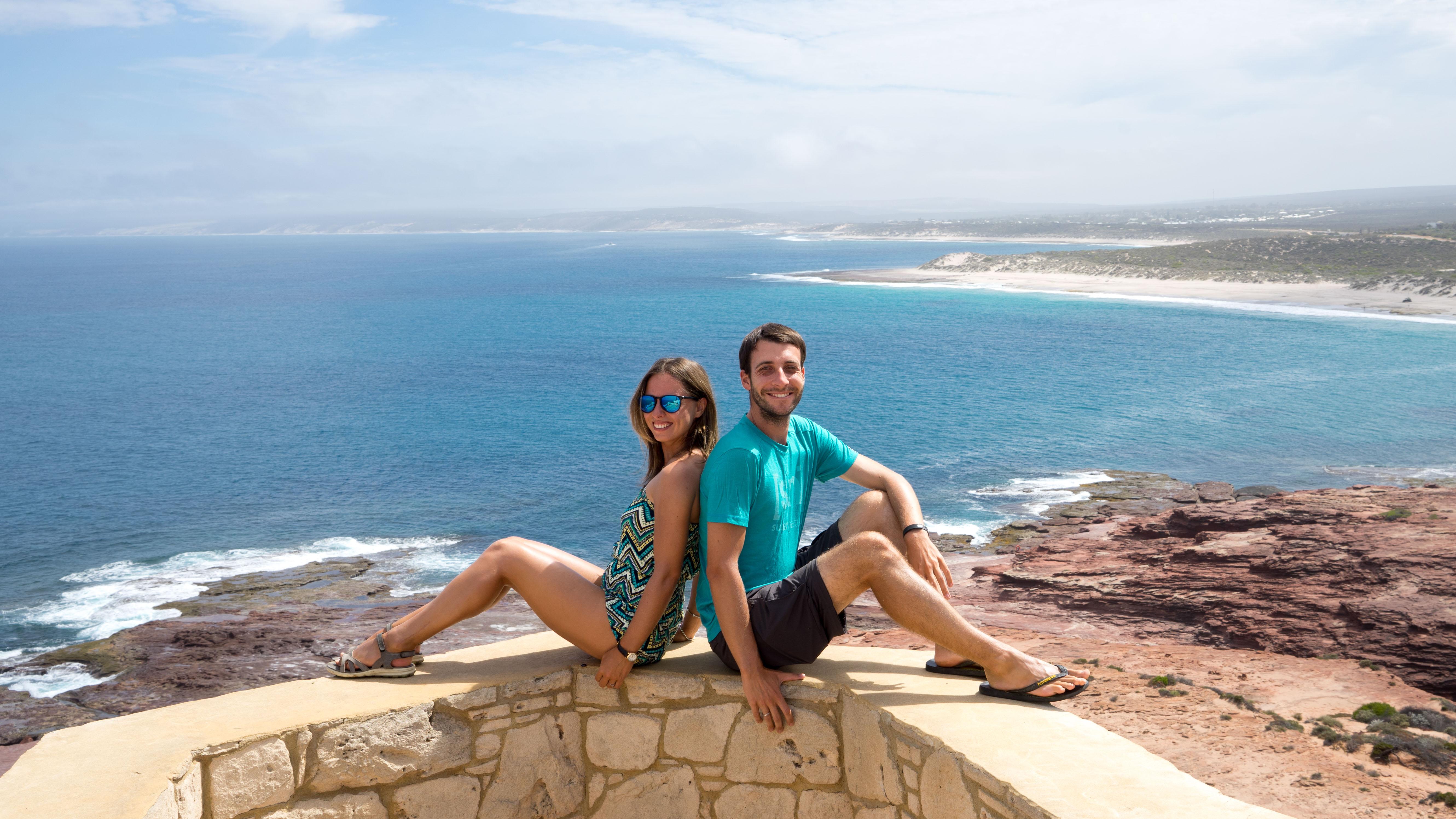 Kalbarri National Park – Steilküsten, Schluchten und bizarre Felsen