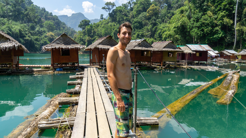 Khao Sok Nationalpark ∙ Über Nacht im Wasserbungalow ∙ Thailand