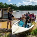 Kinabatangan River ∙ Unsere Fluss-Safari zu den wilden Zwergelefanten und bunten Nashornvögeln ∙ Borneo