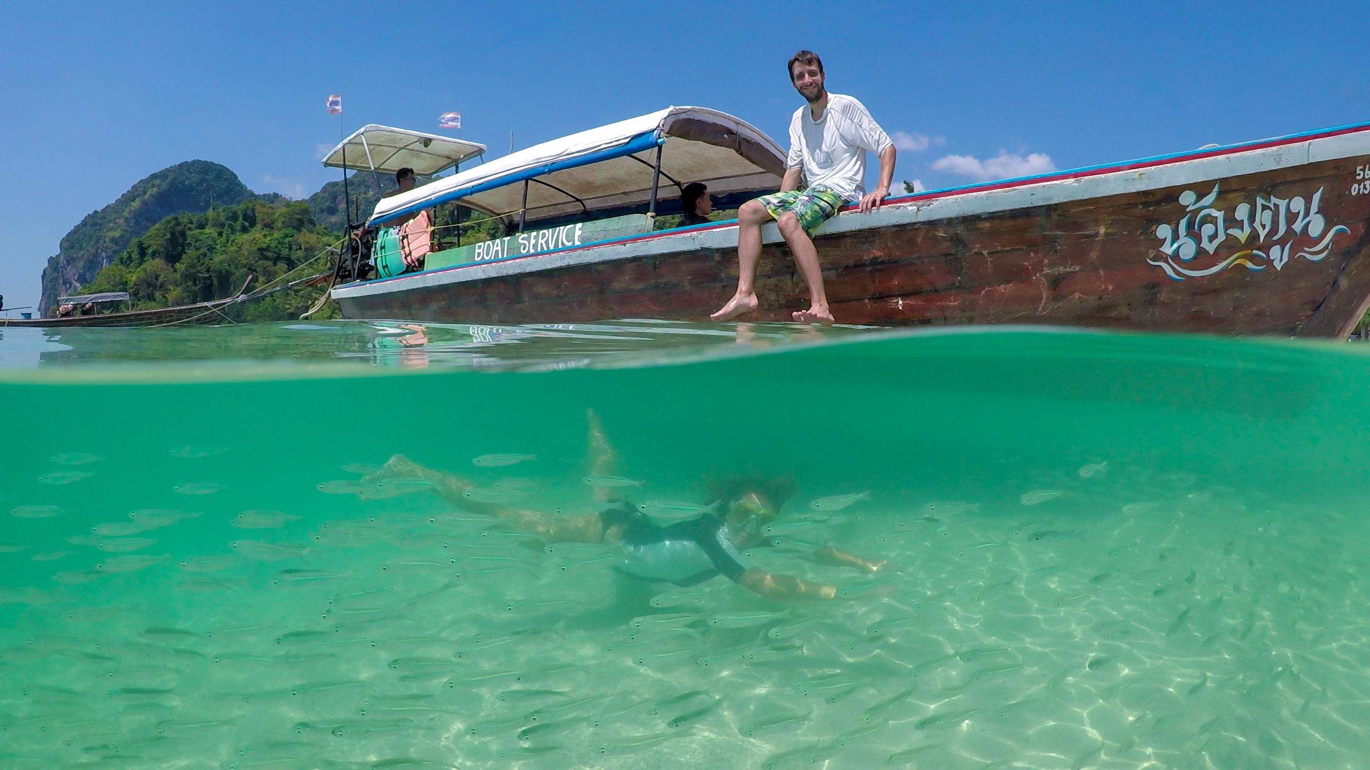Koh Kradan & Koh Mook ∙ Thailand ∙ Erholung auf den Trang Inseln