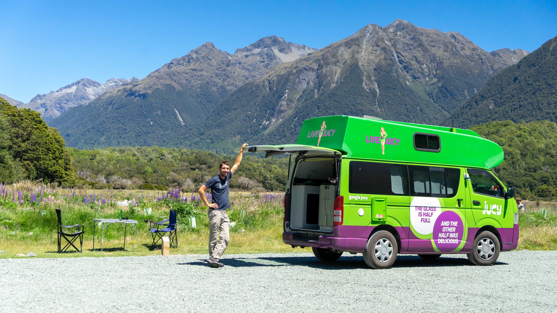 Milford Sound und der Fiordland National Park