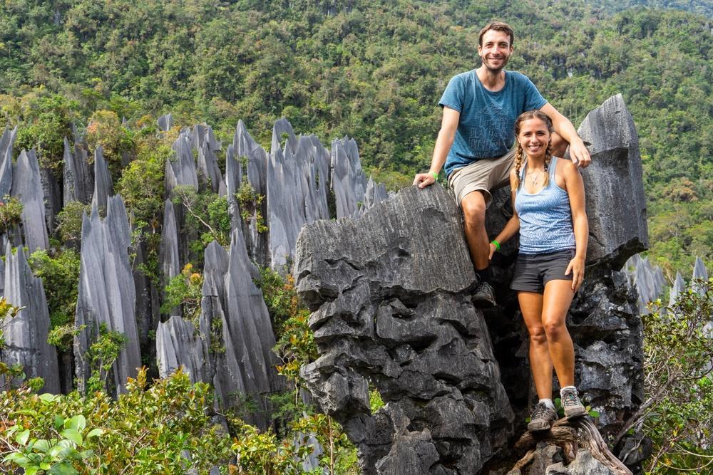 Mulu Nationalpark ∙ Actionreiche Höhlenabenteuer & die Pinnacles Trekking Tour ∙ Borneo