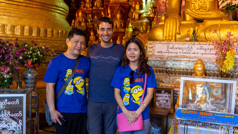 Pindaya ∙ Myanmar ∙ Die Kalksteinhöhlen und ihre 8000 goldenen Buddhas