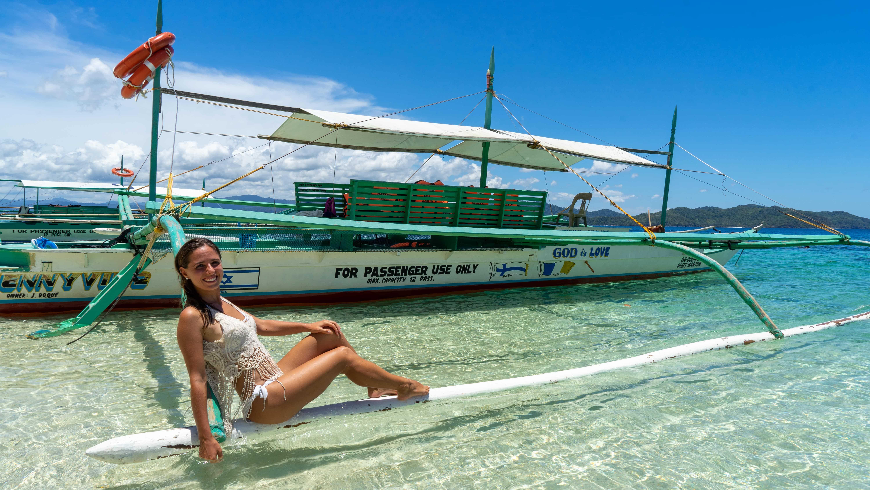 Port Barton ∙ Die traumhaften Inseln Exotic und German Island im vergessenen Paradies ∙ Philippinen