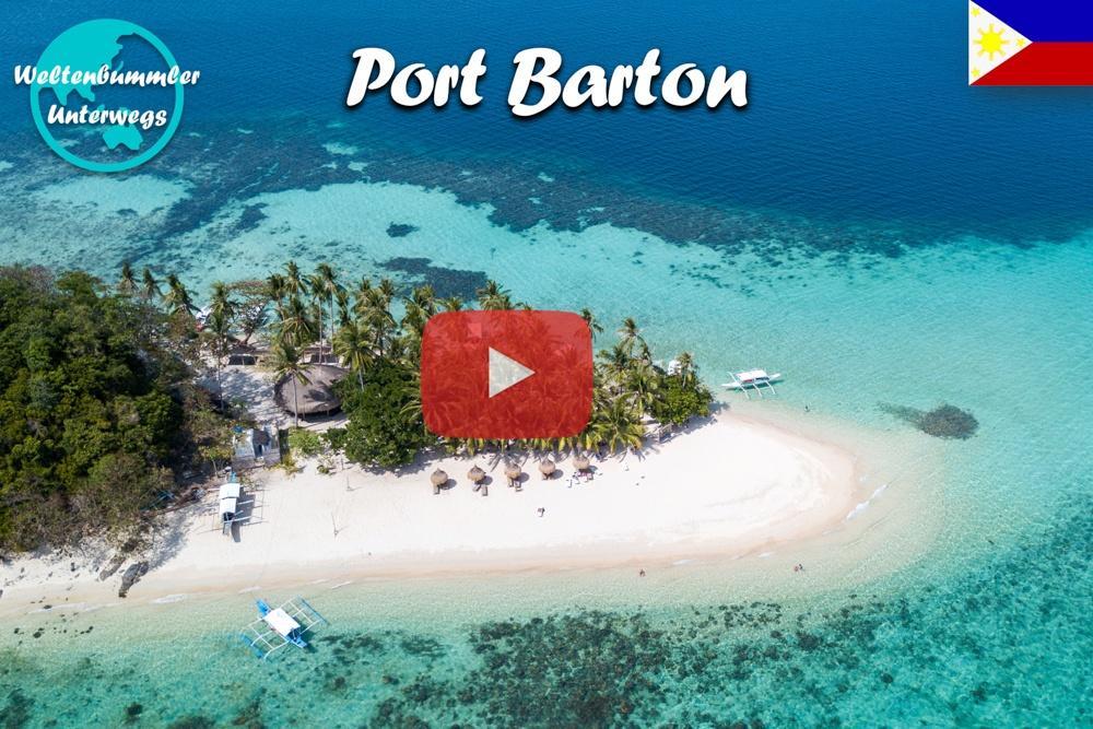 Port Barton ∙ Das versteckte Paradies auf Palawan∙ Philippinen ∙ Weltreise Vlog #86