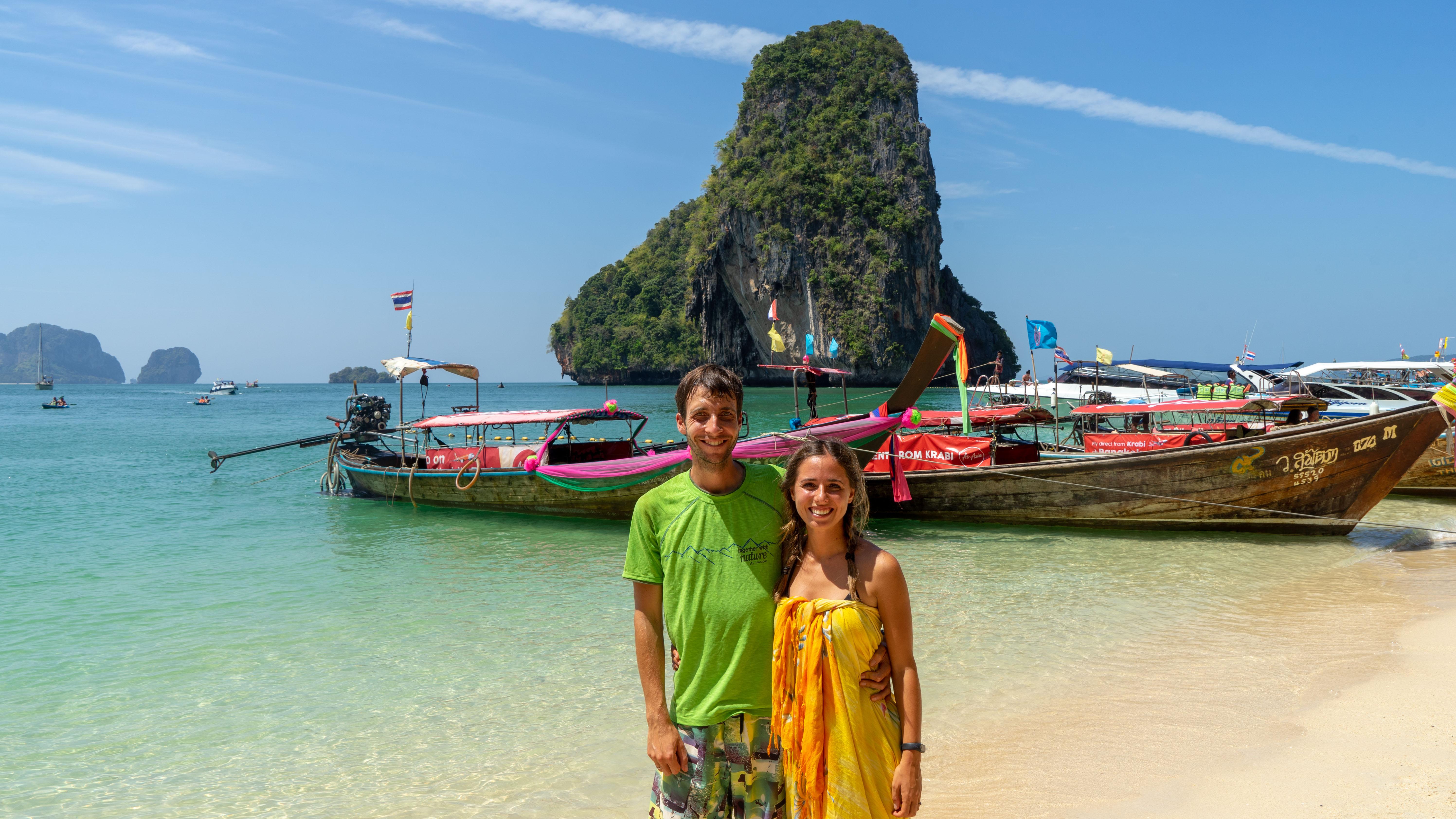 Koh Jum & Railay ∙ Zwischen Einsamkeit und Menschenmassen ∙ Thailand
