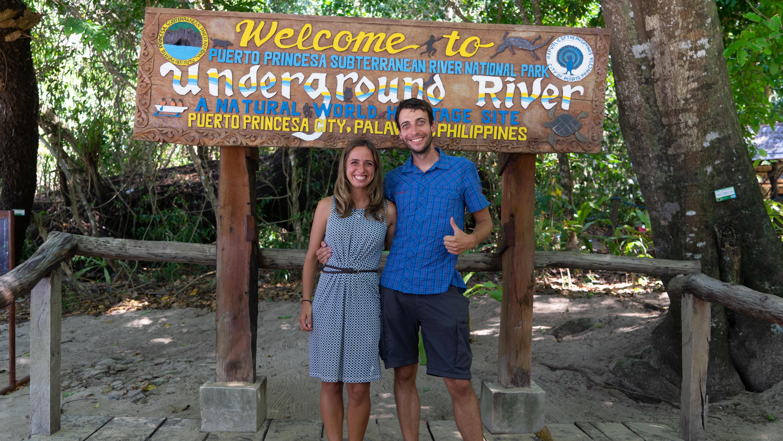 Puerto Princesa ∙ Eines der neuen Weltwunder ∙ Der Underground River bei Sabang ∙ Philippinen