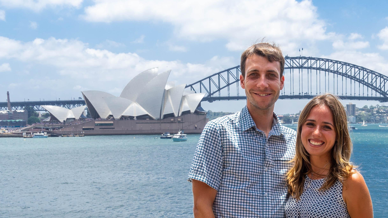 Sydney ∙ Zurück in Australien ∙ Unsere Silvesterparty bei Oper und Harbour Bridge