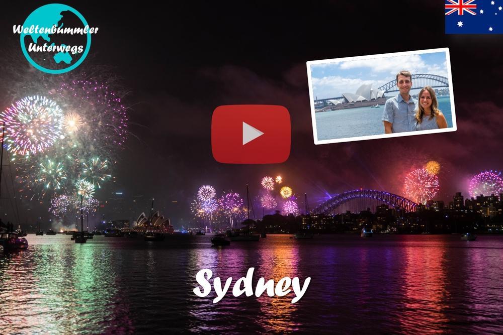 Sydney ∙ Silvester bei 30 Grad ∙ Oper und Harbour Bridge ∙ Weltreise Vlog #58