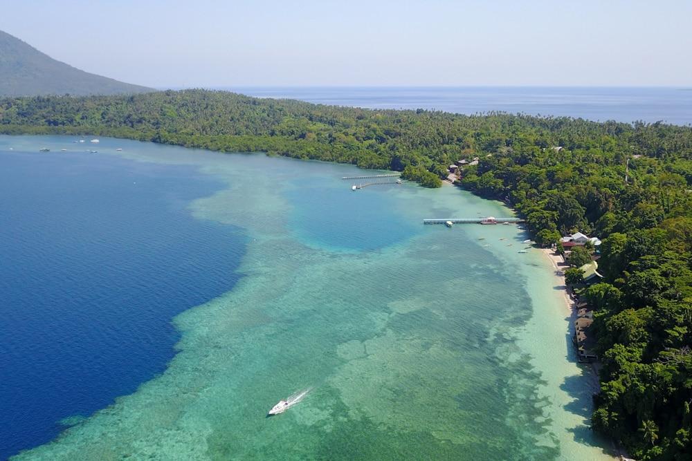 Sulawesi – Tauchen mit den Schildkröten auf den Bunaken