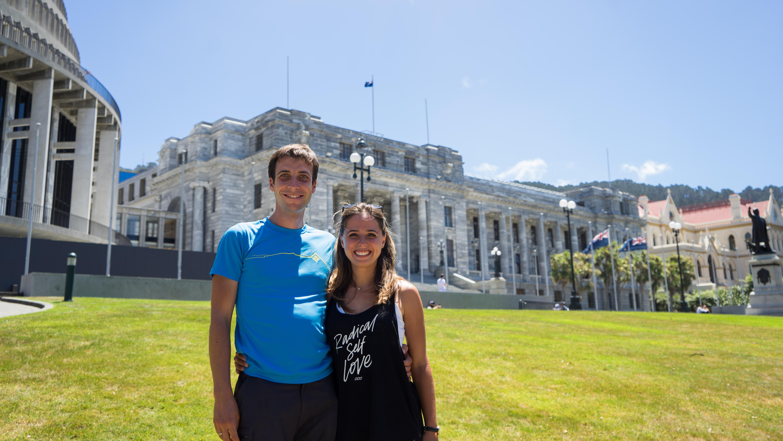 Wellington – Zu Besuch in der Hauptstadt von Neuseeland