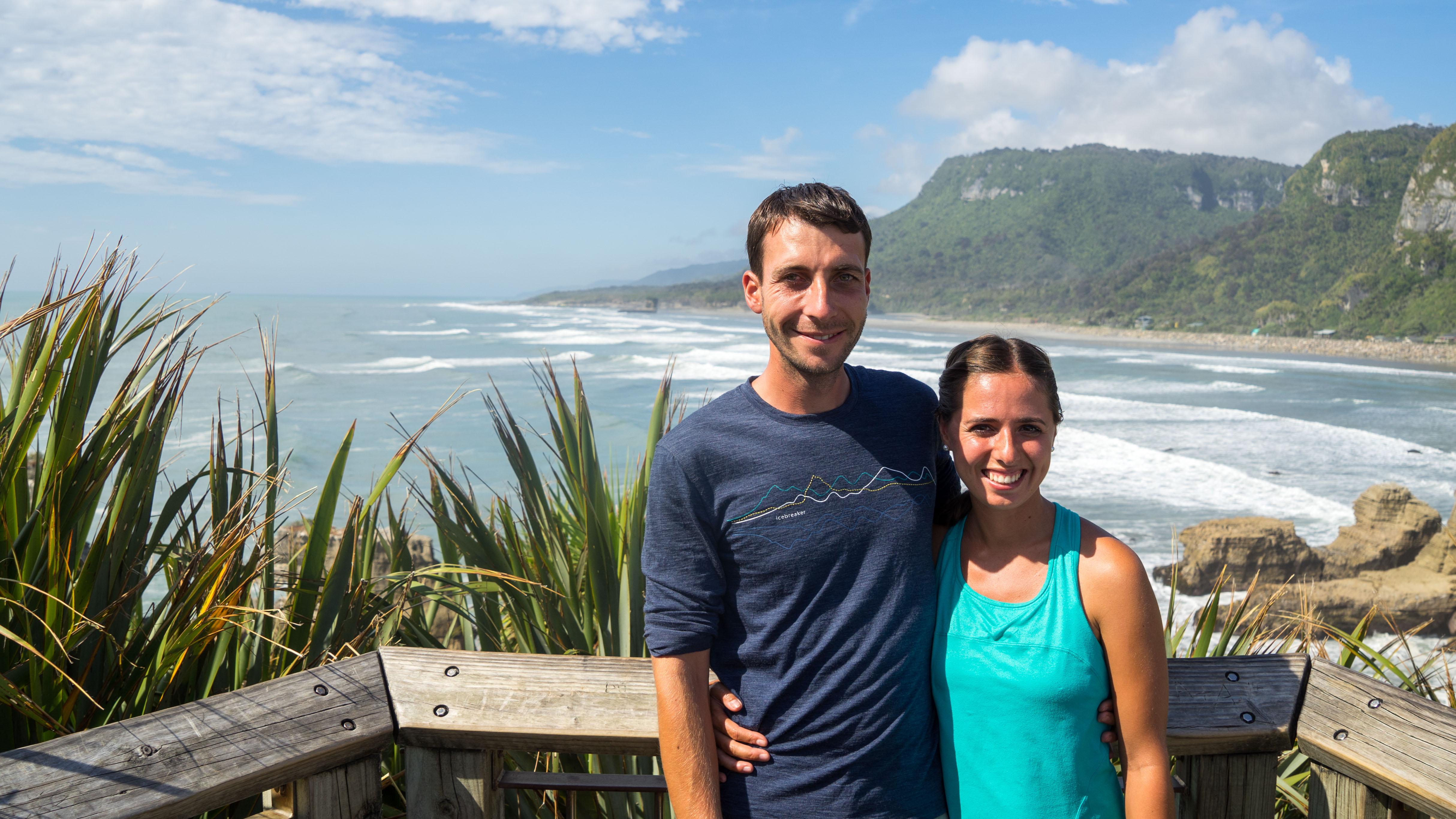 Vom Nelson Lakes National Park zu den Pancake Rocks an der Westküste