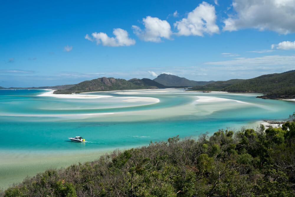 Australien: Whitehaven Beach & Whitsunday Islands