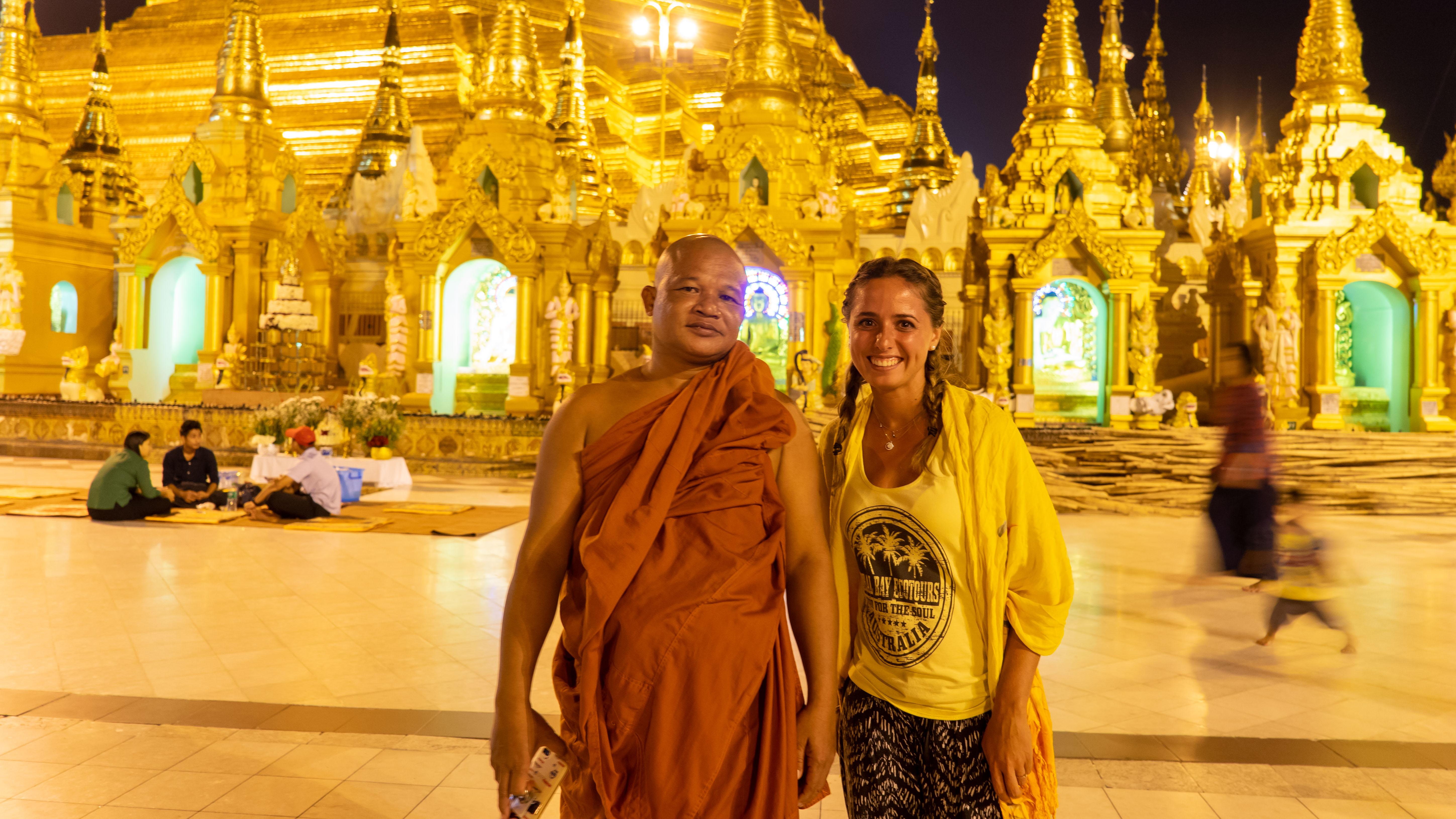 Myanmar – Im Land der tausenden goldenen Pagoden – Yangon