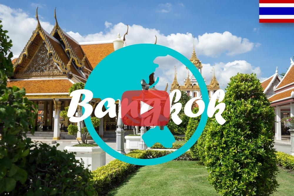 Weltreise Vlog #1 – Unser Stopover in Bangkok