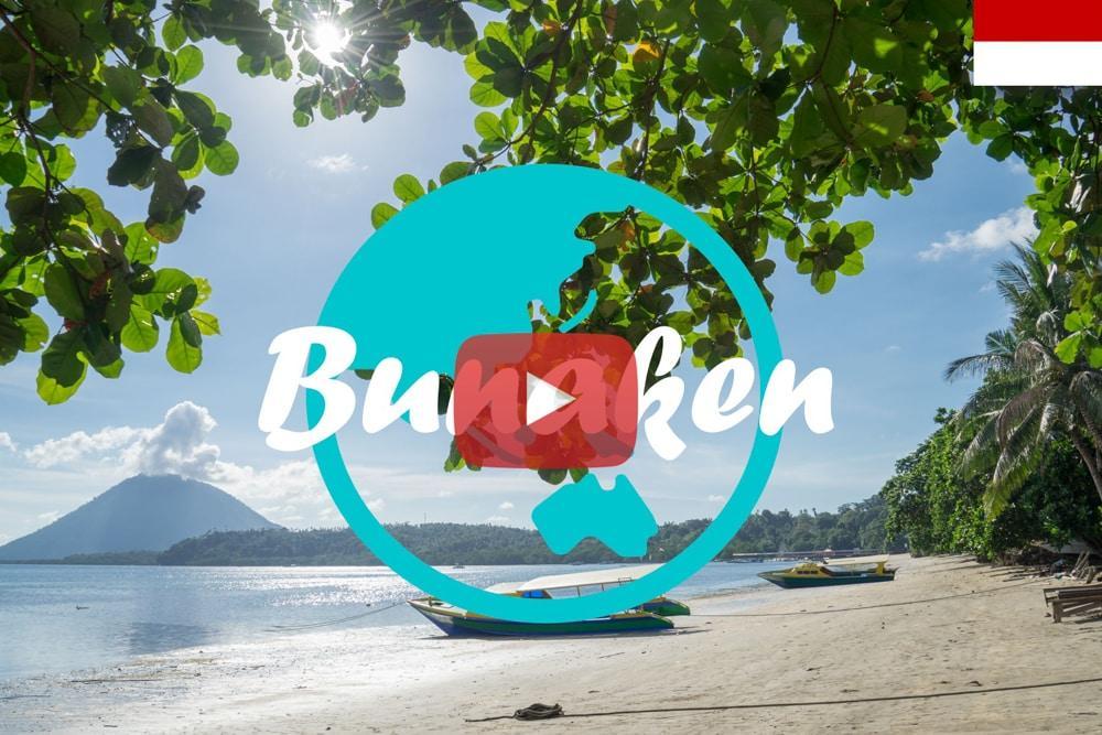 Weltreise Vlog #9 – Sulawesi – Bunaken: Atemberaubende Unterwasserwelt