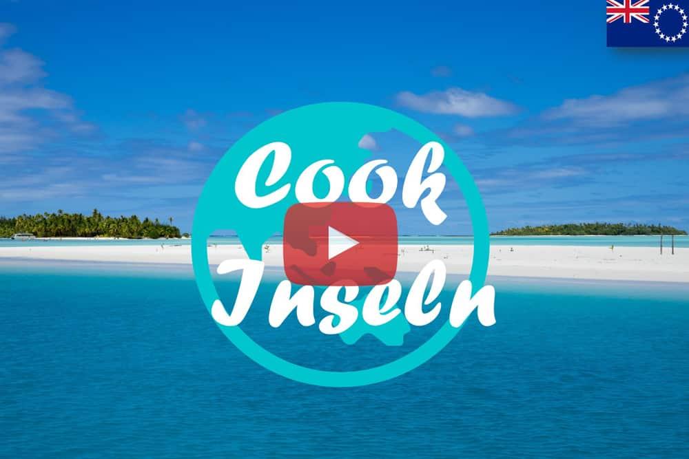 Weltreise Vlog #21: Cook Inseln ∙ Paradiesische Südsee