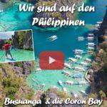 Coron ∙ Wracktauchen und die Lagunen im Inselparadies von Palawan ∙ Philippinen ∙ Weltreise Vlog #83