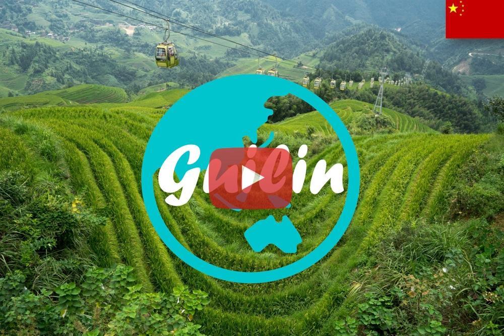 Weltreise Vlog #17: Longsheng & Guilin ∙ Saftiggrüne Reisterassen und unser Besuch beim Friseur