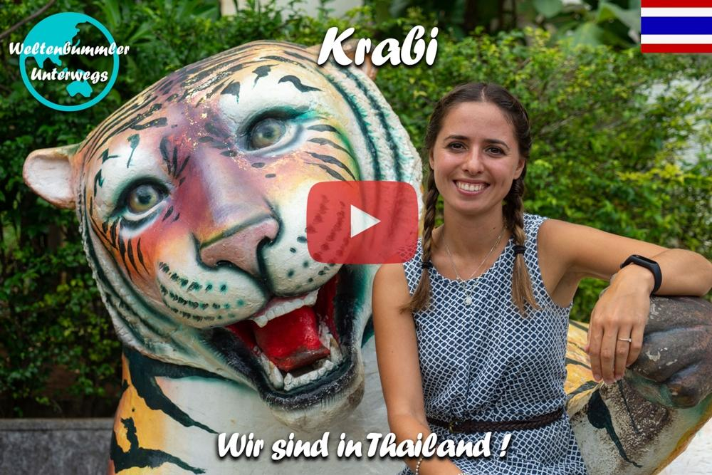 Wir reisen von Mandalay nach Krabi ∙ Thailand ∙ Weltreise Vlog #67