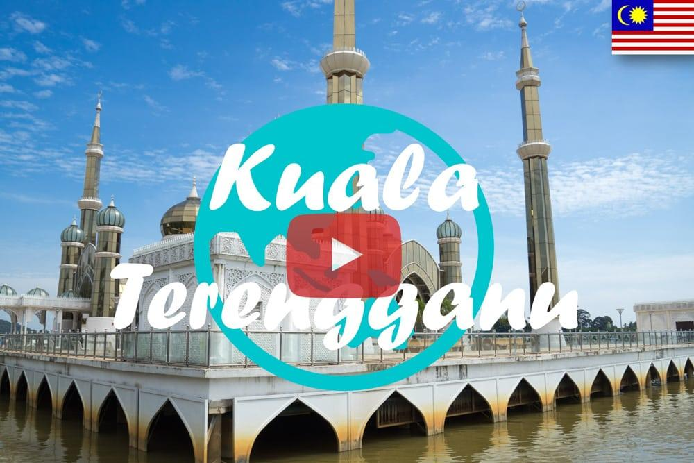 Weltreise Vlog #7 – Kuala Terengganu – Unsere letzte Station in Malaysia