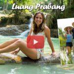 Luang Prabang ∙ Reisbauer Chris und Franzi und der Kuang-Si Wasserfall ∙ Laos ∙ Weltreise Vlog #77