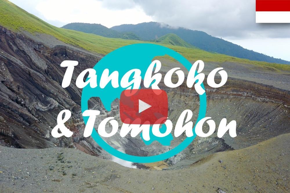 Weltreise Vlog #10 – Sulawesi – Tangkoko und Tomohon: Auf den Spuren der Koboldmakis
