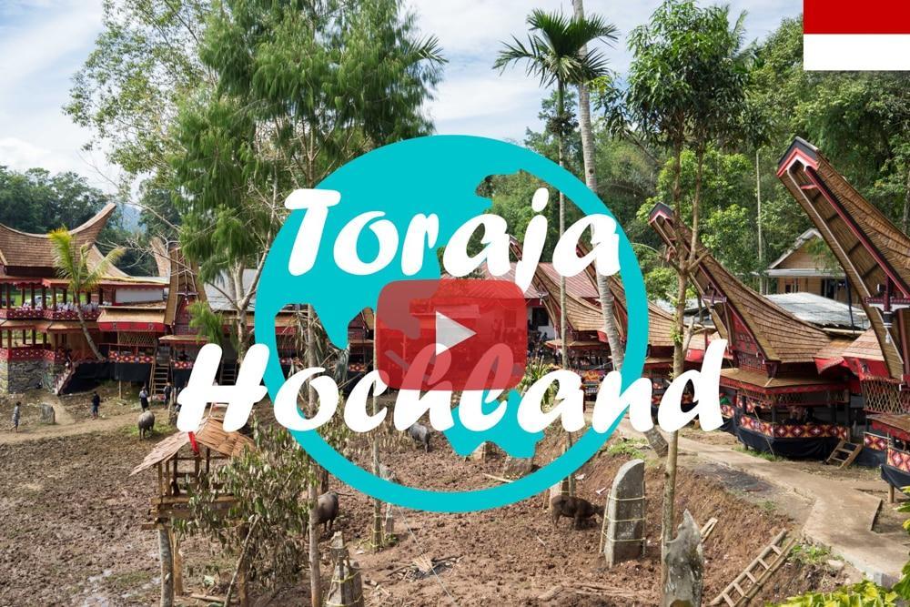 Weltreise Vlog #8 – Sulawesi – Eindrucksvolle Totenzeremonien der Toraja