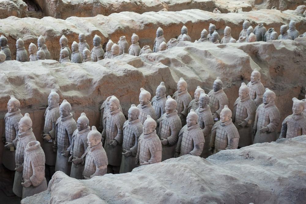 Xi'an – Terrakotta Krieger, Pagoden und viele Tempel