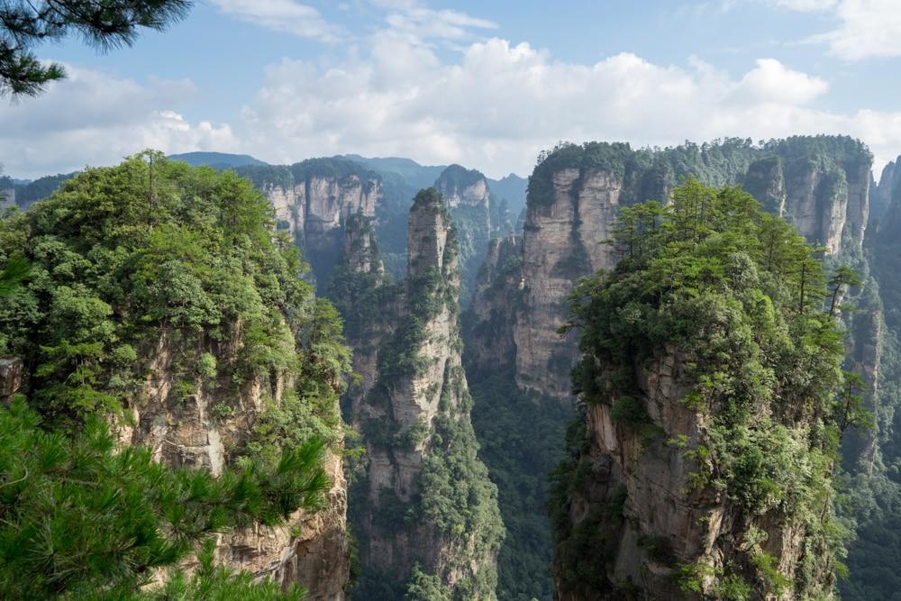 Zhangjiajie – Zu Besuch auf den Wolkenfelsen von Avatar