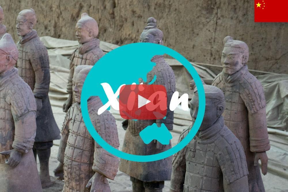 Weltreise Vlog #14: Xi'an ∙ Terrakotta-Armee – Das ewige Vermächtnis des chinesischen Kaisers