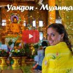 Weltreise Vlog #59: Wir sind in Myanmar ∙ Yangon